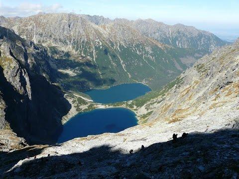 A trek in the Polish High Tatras