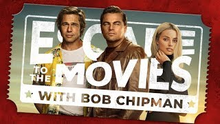 Once Upon a Time in Hollywood Review   Escape to the Movies