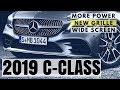 2019 Mercedes C-Class Review of Changes: What's New and Updates!