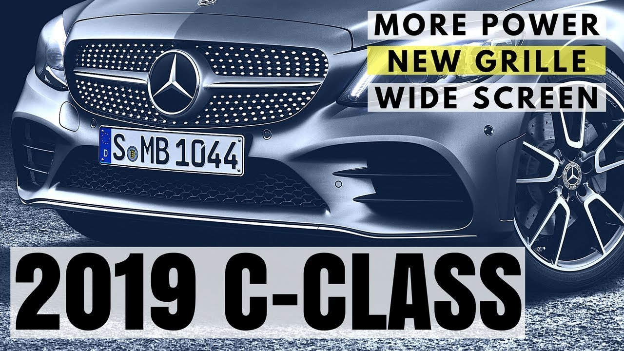 2019 Mercedes C Class Review Of Changes What S New And Updates