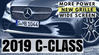 2019 Mercedes C-Class Review of Changes: What