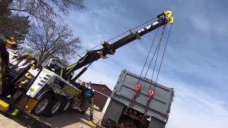 Rotator work ep 64 10 wheeler load fail