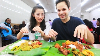 Video Malaysian Street Food Tour in Kuala Lumpur, Malaysia | HUGE  Chinese, Indian and Malay Food JOURNEY! download MP3, 3GP, MP4, WEBM, AVI, FLV Oktober 2017