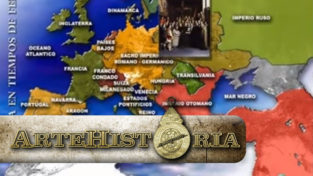 Historia de España: Europa en tiempos de Felipe IV - YouTube