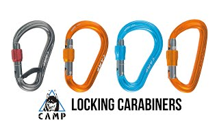 SPOTLIGHT: CAMP - Locking Carabiners