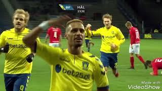 هاني مختار المحترف السوداني في الدوري الدنماركي