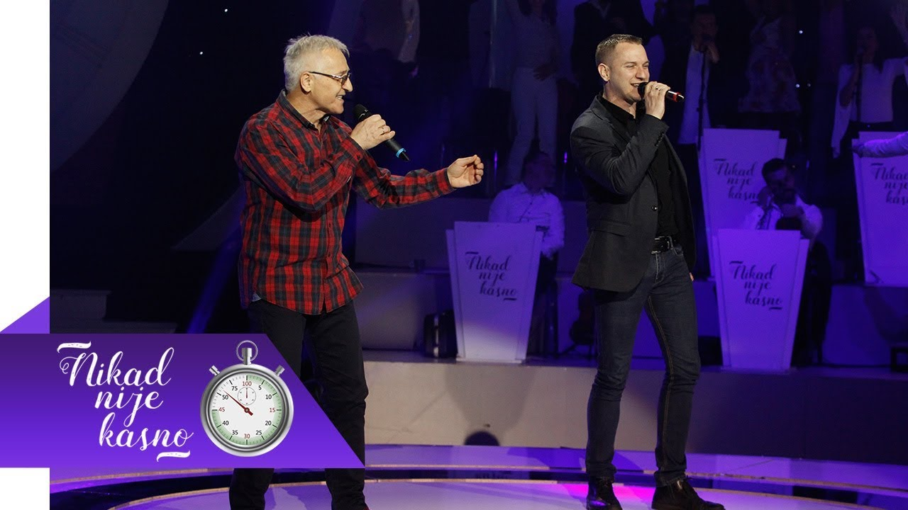 Milenko i Borisa Pavlovic - Ja bih da pevam jos malo - (live) - NNK - EM 24 - 10.03.2019