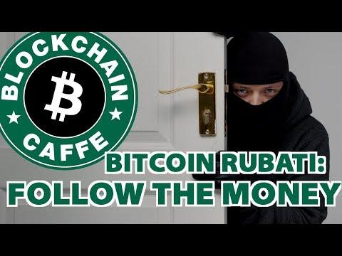 Bitcoin Rubati: follow the money | Blockchain Caffe