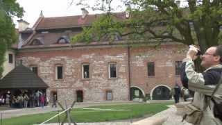 Klasztor tyniecki - maj 2013.