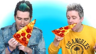 WE LEARN THE PIZZA CHALLENGE!