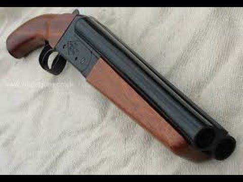 how to make a pipe gun shotgun