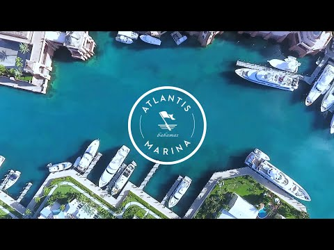 The Atlantis Marina - Atlantis Bahamas
