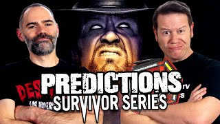 WWE Survivor Series 2020 Predictions | Going In Raw Pro Wrestling Podcast