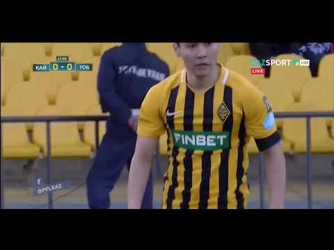 Bauyrzhan Islamkhan   Kazakh magician   assists and goals  