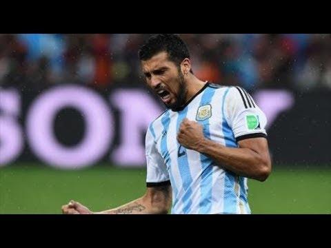 ¿Por qué rechazó Ezquiel Garay jugar en la Selección Argentina?