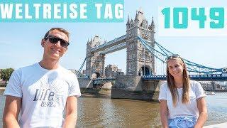 Weltreise Tag 1049 in London • Tower Bridge, Sky Garden, Harrods...   VLOG #366