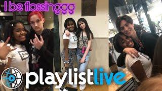 Playlist Live 2019 Vlog: DAY 1