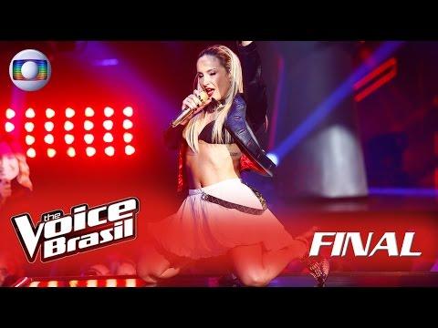 Claudia Leitte canta 'D'yer Mak'er' na Final   5ª Temporada
