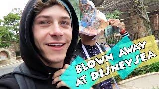 TOKYO DISNEY TRIP | Blown Away at Tokyo DisneySea | Day Four Part One