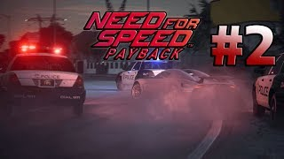 Need for Speed PayBack Gameplay - Back to Streets - #2