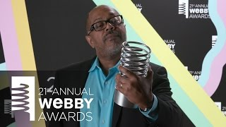 Upstatement's 5-Word Speech at the 21st Annual Webby Awards