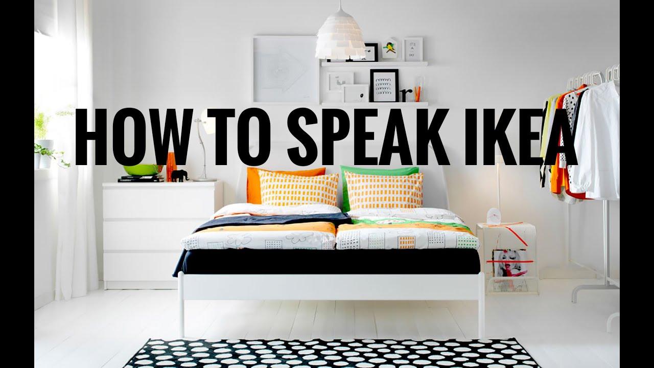Dit Betekenen Ikea Namen En Zo Spreek Je Ze Uit Metronieuws Nl