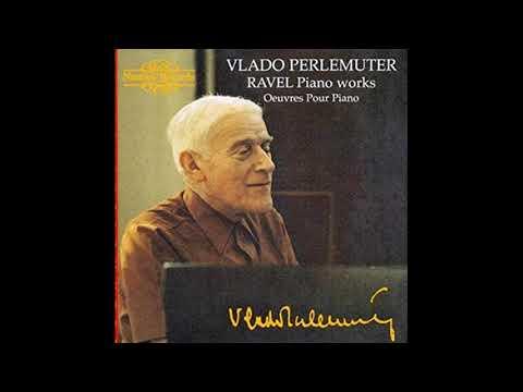 Ravel - Pavane pour une Infante defunte - Vlado Perlemuter