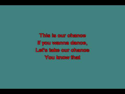 Let's dance   Five [karaoke]