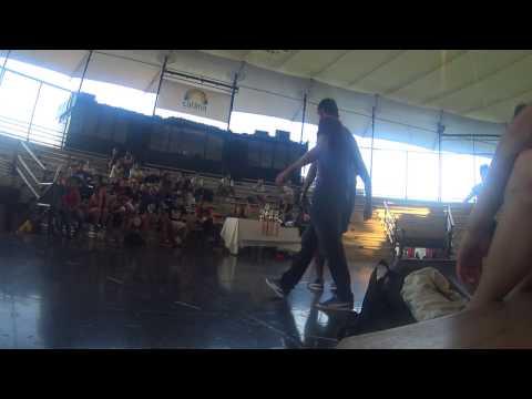 Cumbre Freestyle Futbol Cali, Colombia 2017 1ra Pt Centro Comercial Calima
