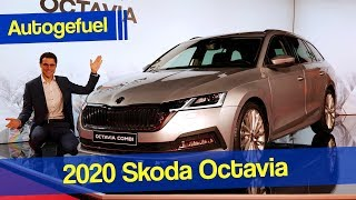 2020 Skoda Octavia REVIEW - what's new in the 4th generation?  Autogefuel