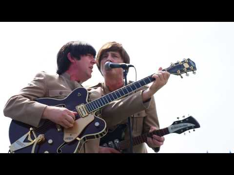 Fab Beatles - Live At The Bandstand - Sunday 10th June 2018 4K