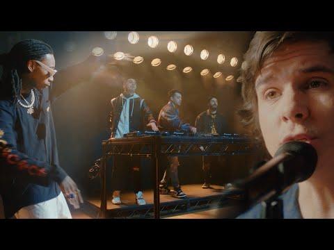 Смотреть клип Cash Cash Ft. Wiz Khalifa & Lukas Graham - Too Late