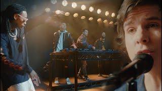 Cash Cash - Too Late (feat. Wiz Khalifa & Lukas Graham) [Official Music Video]