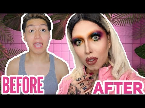 BECOMING JEFFREE STAR FOR A DAY! SANA HINDI SIYA MAGALIT!! HUHU thumbnail