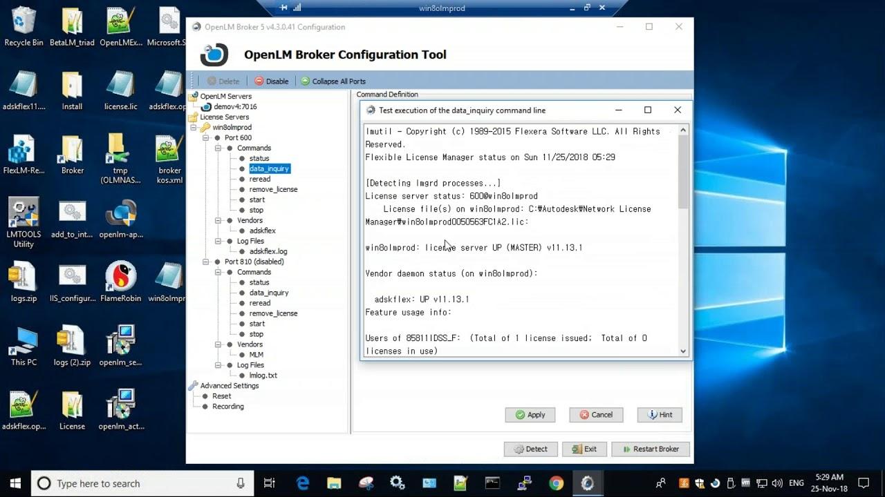 OpenLM Configuration Tutorials - License Allocation Management