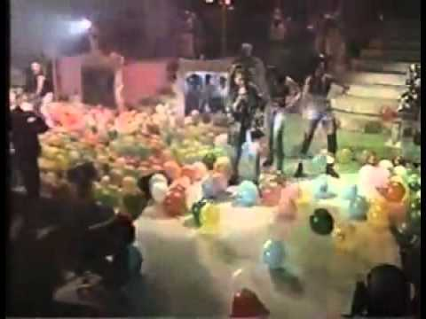 Janet Jackson - Because of Love MTV Newyears 93-94