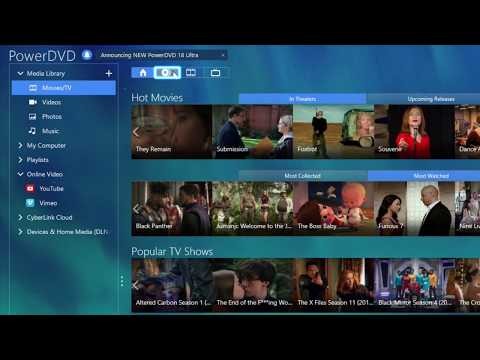 Blu-ray Disc Playback | PowerDVD - World's No. 1 Movie & Media Player