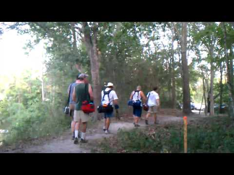 Texas Army Trail Sunday Doubles Part 3- 7/10/2011 Disc Golf