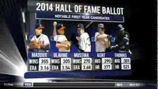 Yankees Hot Stove: 2014 MLB Hall of Fame Inductees