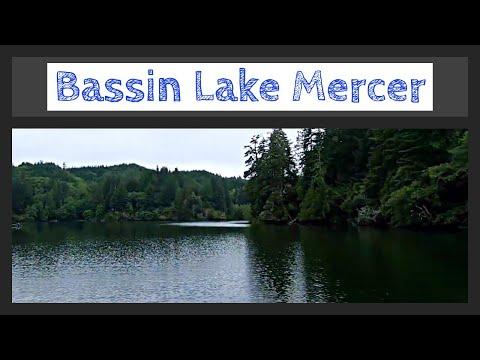 Bassin Mercer Lake, Oregon 7-12-19