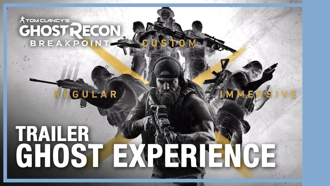 Ghost Recon Breakpoint - Trailer Ghost Experience