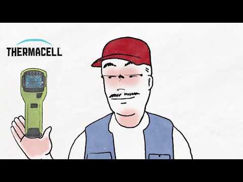 Thermacell — единственная верная защита от комаров.