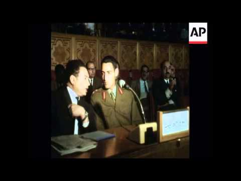 SYND 9-11-69 ARAB DEFENCE COUNCIL OF FOREIGN MINISTERS BEGINS IN CAIRO