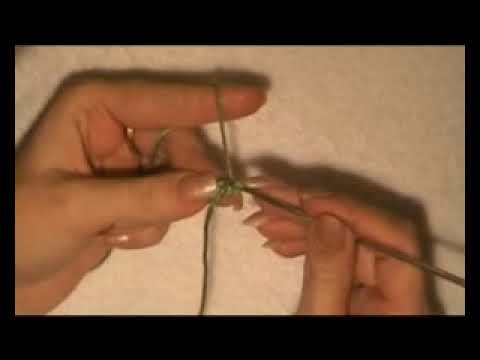 Шнур гусеничка.