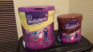 Pediasure weight gain and height gain kids health drink review
