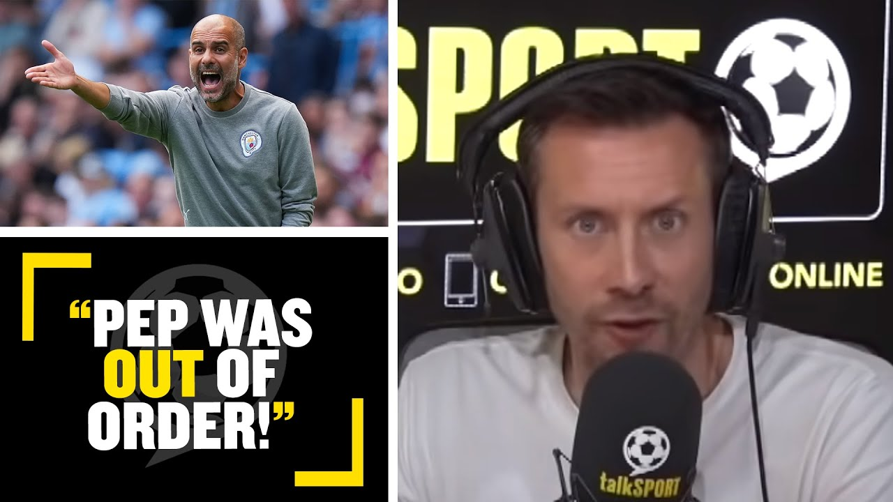 """Download """"PEP WAS OUT OF ORDER!""""😡 Sam Matterface slams Pep Guardiola for his criticism of Man City fans!"""