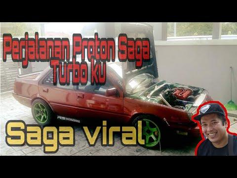 Kisah Saya Dan Kereta Proton Saga Turbo Ku -  #pitstoptv