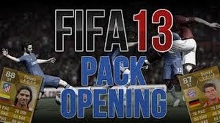 fifa 13 £20 pack opening with face cam Thumbnail