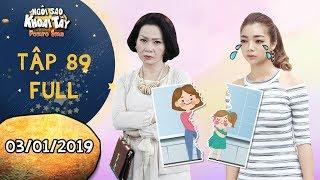 Ngôi sao khoai tây | tập 89 full: Thuý Hạnh đau khổ khi mẹ muốn từ mặt mình vì tự ý tổ chức đám cưới