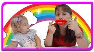 💄 Ruj de buze de diferite culori  Anabella Show 💄